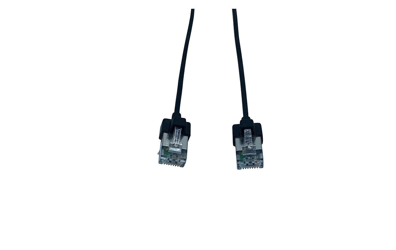 Kabel PL Power Link RJ45/RJ45 ø 2,5mm - Schwarz