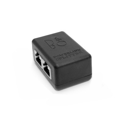 Powerlink splitter RJ45 female - Y-Adapter (2x RJ45 -> 1x RJ45)