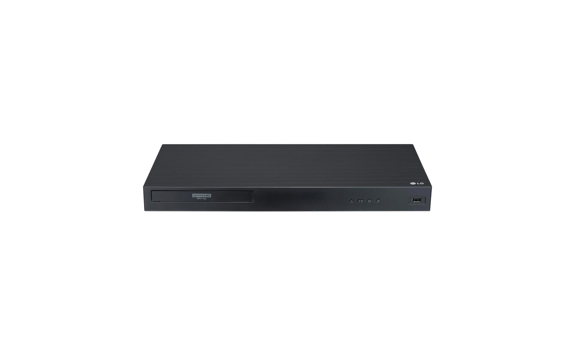LG 4K Blu-ray Player UBK90