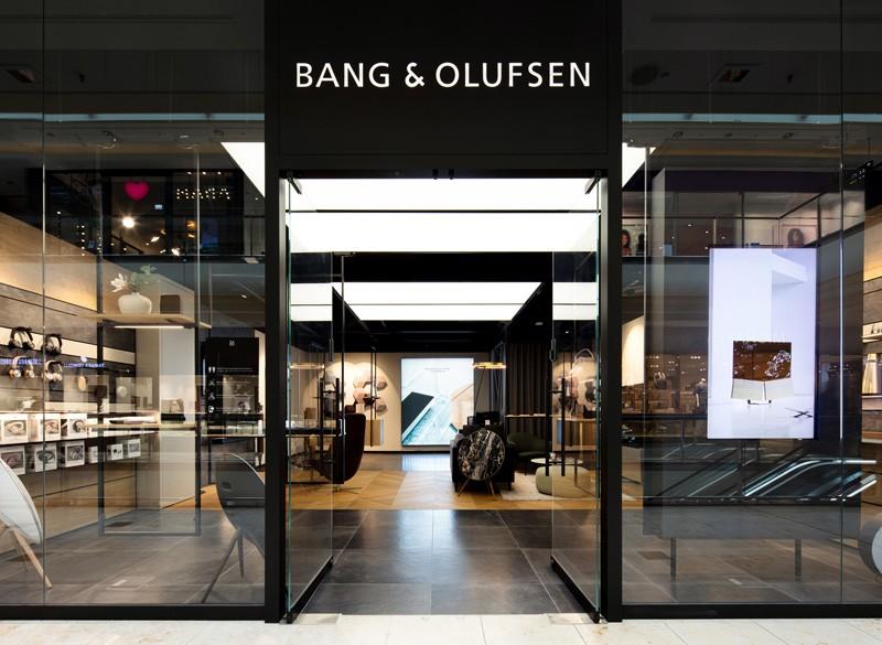Bang & Olufsen im AEZ