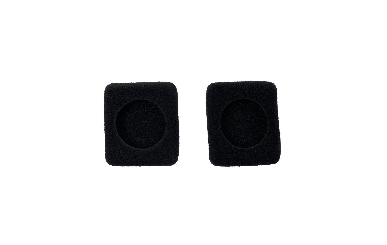 Ersatz-Ohrpolster für Form 2 und Form 2i Kopfhörer - schwarz
