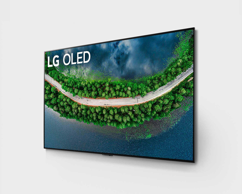 LG OLED 55GX9LA