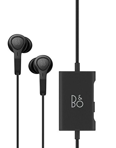 Beoplay E4 In-Ear Kopfhörer mit ANC - Schwarz